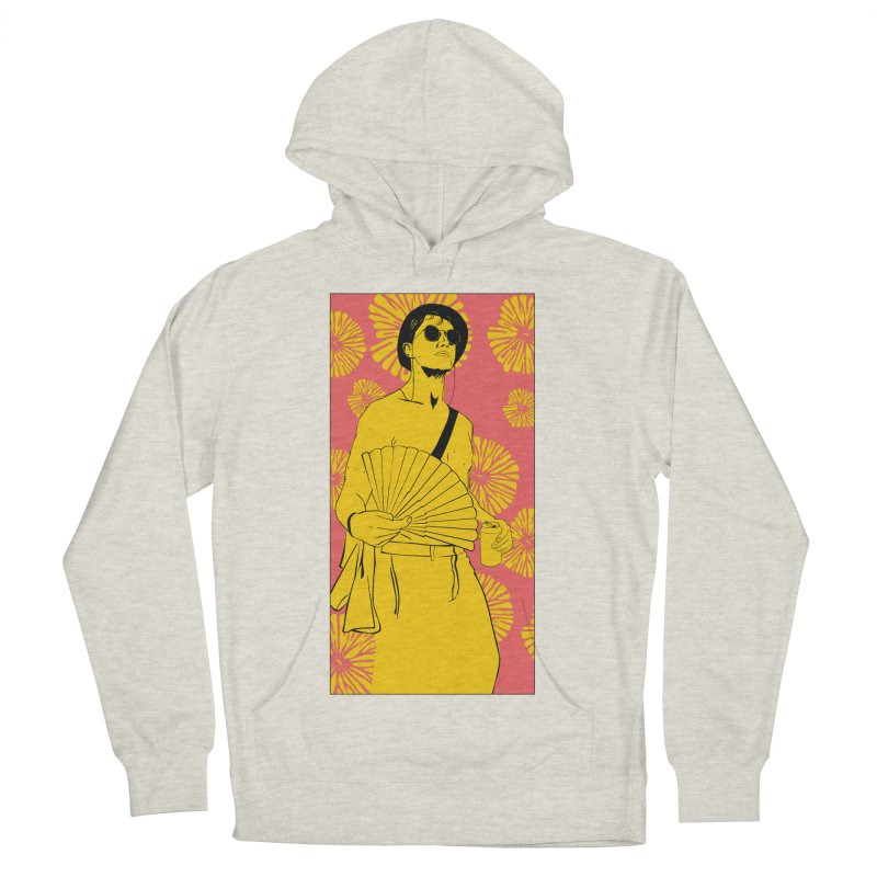 Party Josh Men's French Terry Pullover Hoody by Boshik's Tshirt Shop