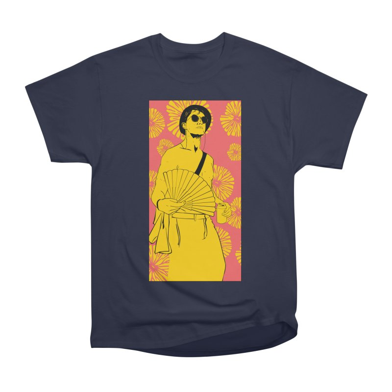Party Josh Women's Heavyweight Unisex T-Shirt by Boshik's Tshirt Shop