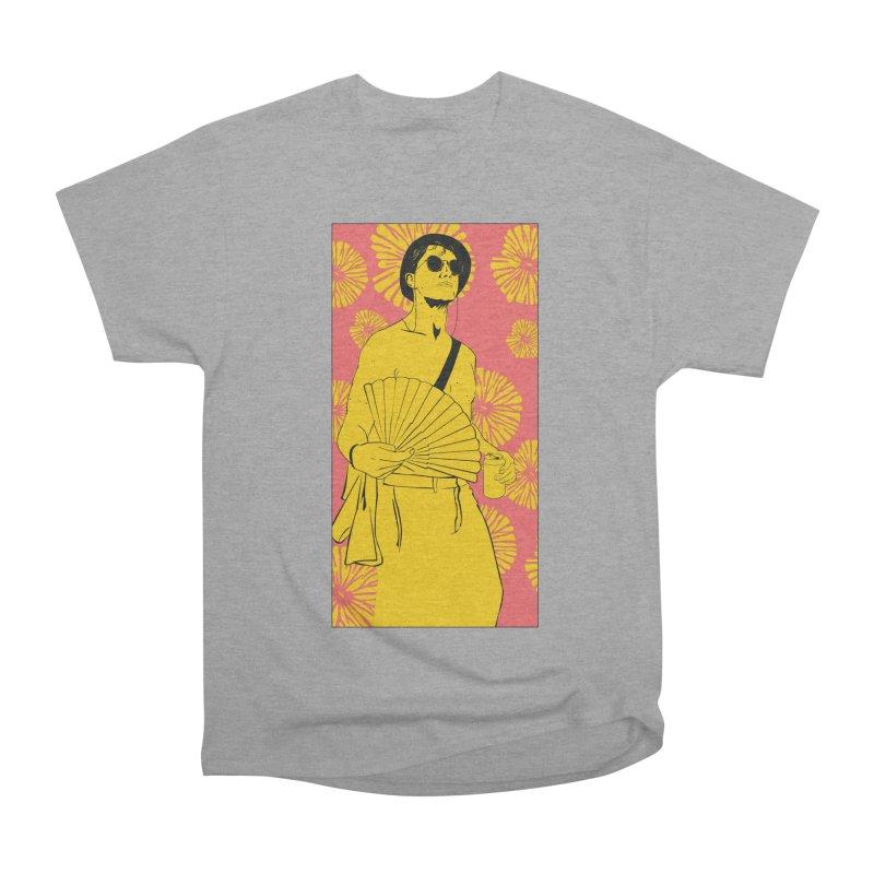 Party Josh Men's Heavyweight T-Shirt by Boshik's Tshirt Shop
