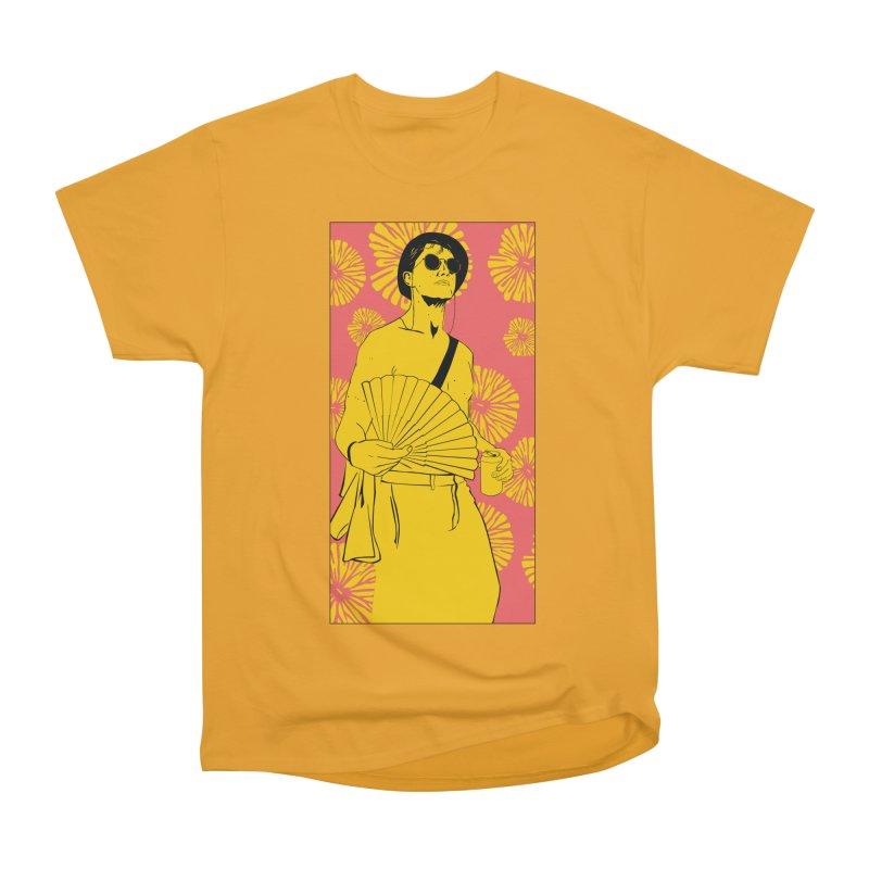 Party Josh Women's Heavyweight Unisex T-Shirt by Boshik's Tshirt Shop
