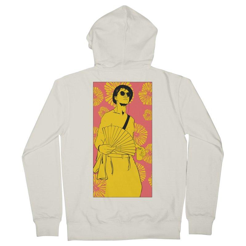 Party Josh Women's Zip-Up Hoody by Boshik's Tshirt Shop