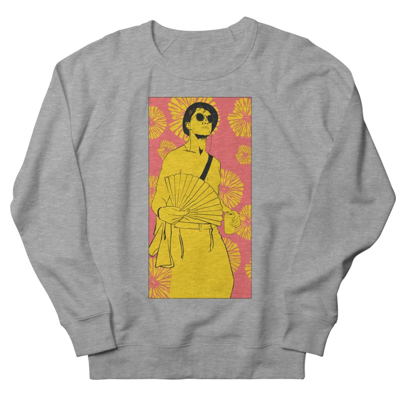 Party Josh Women's French Terry Sweatshirt by Boshik's Tshirt Shop