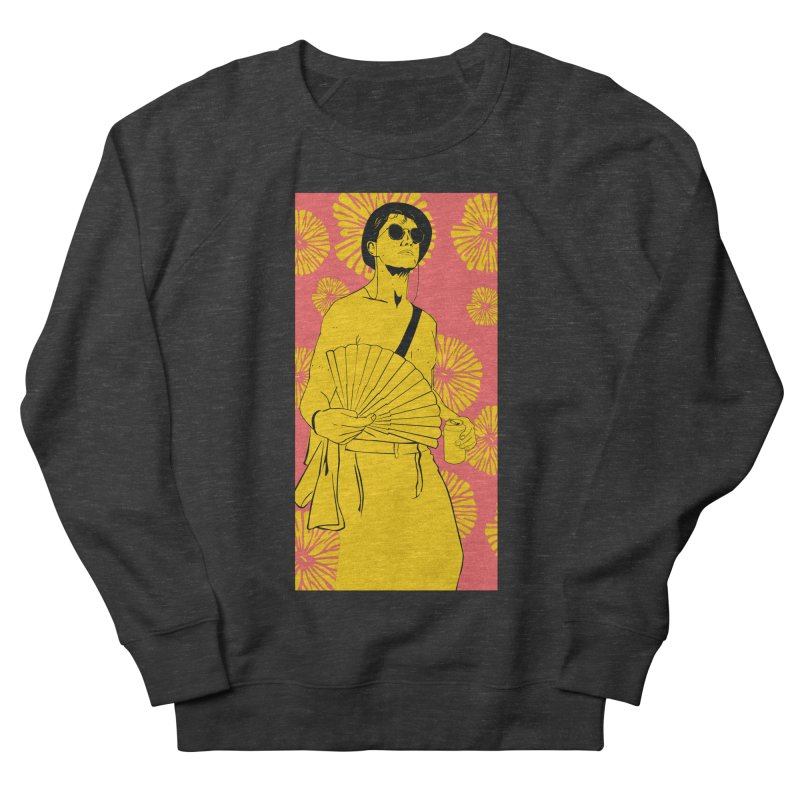Party Josh Men's French Terry Sweatshirt by Boshik's Tshirt Shop