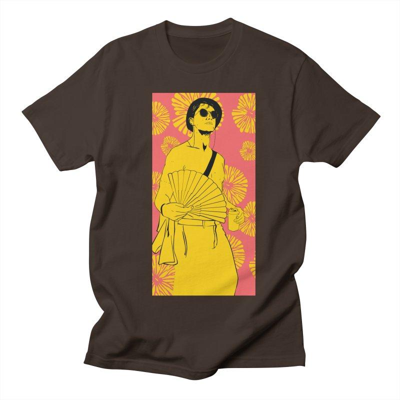 Party Josh Men's Regular T-Shirt by Boshik's Tshirt Shop