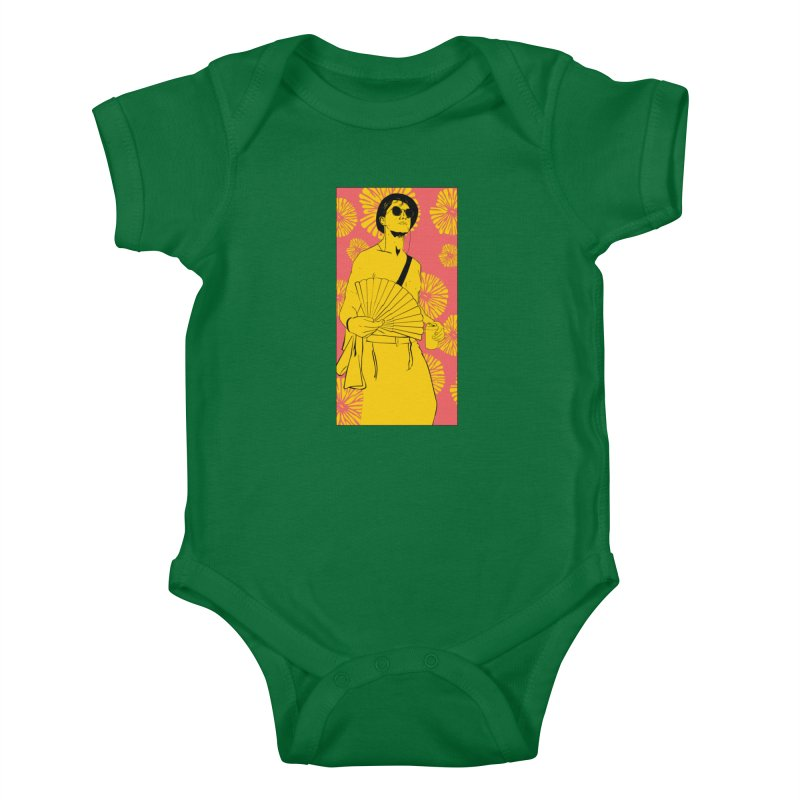 Party Josh Kids Baby Bodysuit by Boshik's Tshirt Shop