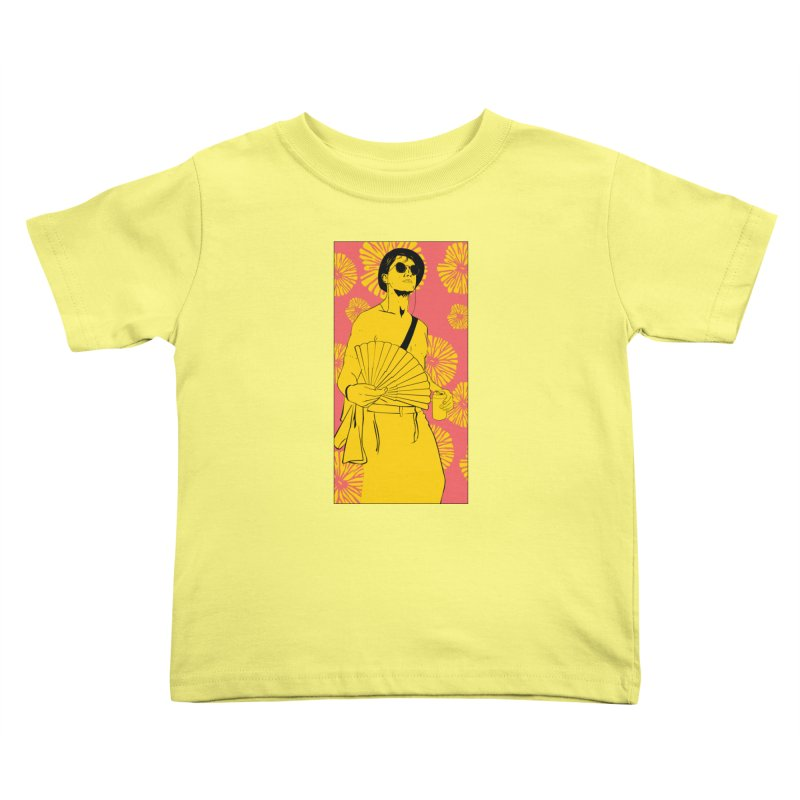 Party Josh Kids Toddler T-Shirt by Boshik's Tshirt Shop