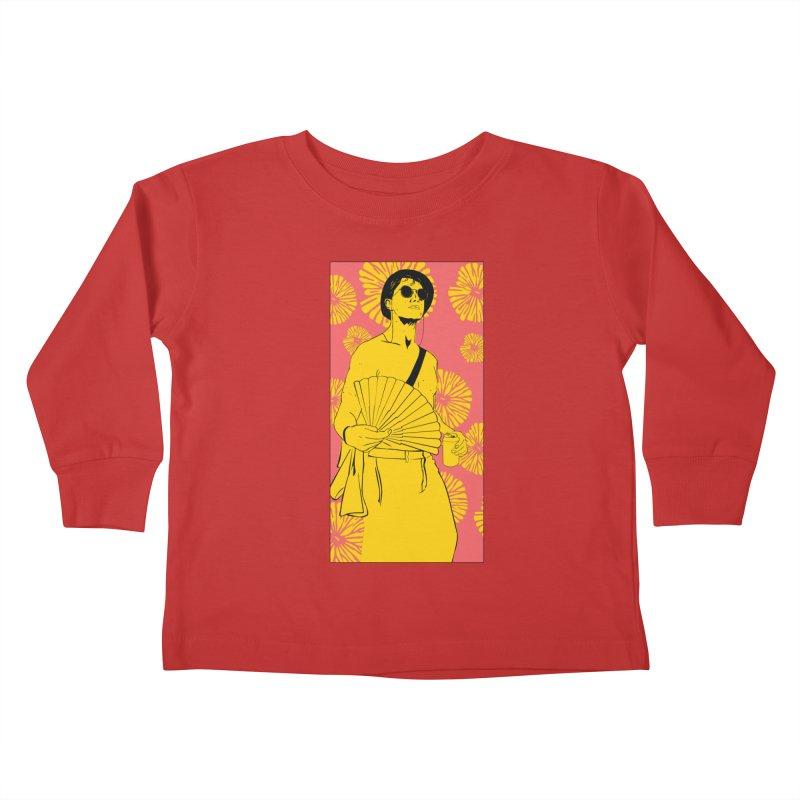 Party Josh Kids Toddler Longsleeve T-Shirt by Boshik's Tshirt Shop