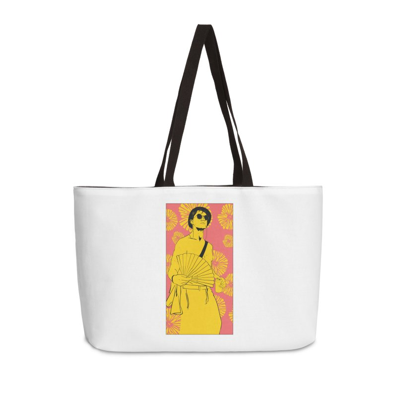 Party Josh Accessories Weekender Bag Bag by Boshik's Tshirt Shop