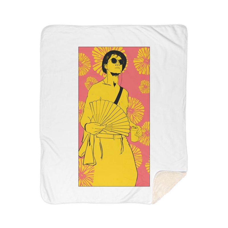 Party Josh Home Sherpa Blanket Blanket by Boshik's Tshirt Shop