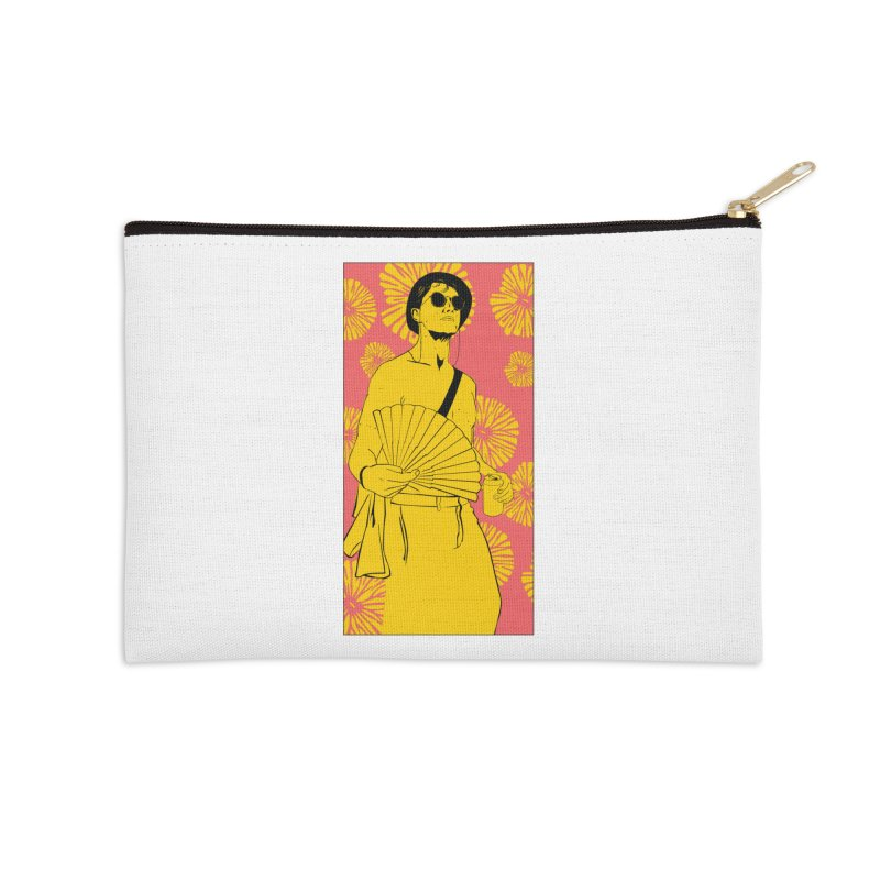 Party Josh Accessories Zip Pouch by Boshik's Tshirt Shop