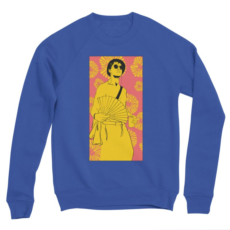 Party Josh Men's Sweatshirt by Boshik's Tshirt Shop