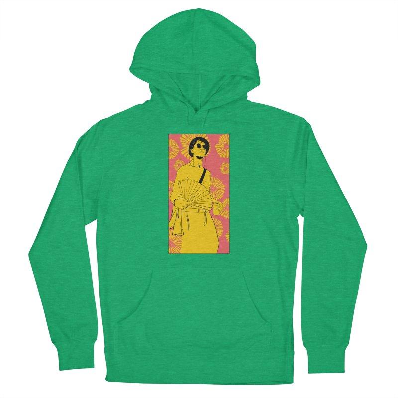Party Josh Women's Pullover Hoody by Boshik's Tshirt Shop
