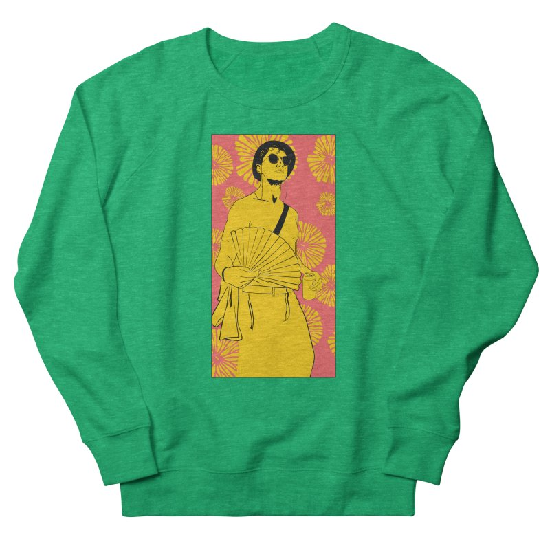 Party Josh Women's Sweatshirt by Boshik's Tshirt Shop