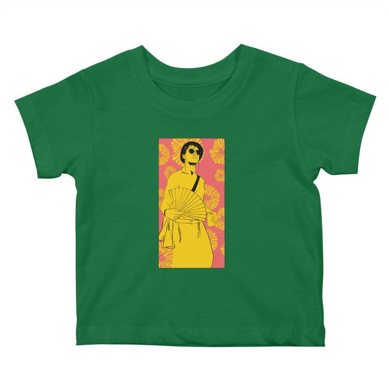 Party Josh Kids Baby T-Shirt by Boshik's Tshirt Shop