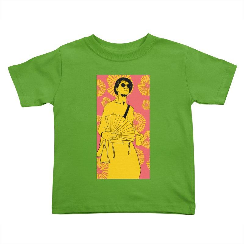 Party Josh Kids Toddler T-Shirt by Boshik's Tshirt Shop