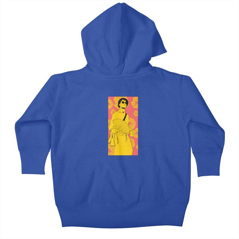 Party Josh Kids Baby Zip-Up Hoody by Boshik's Tshirt Shop