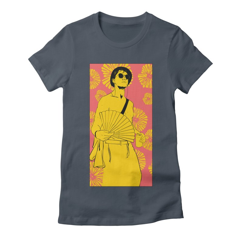 Party Josh Women's T-Shirt by Boshik's Tshirt Shop
