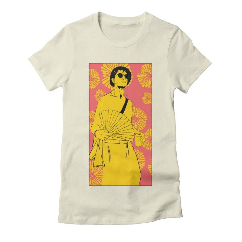 Party Josh Women's T-Shirt by Boshik's Tshirt Shop