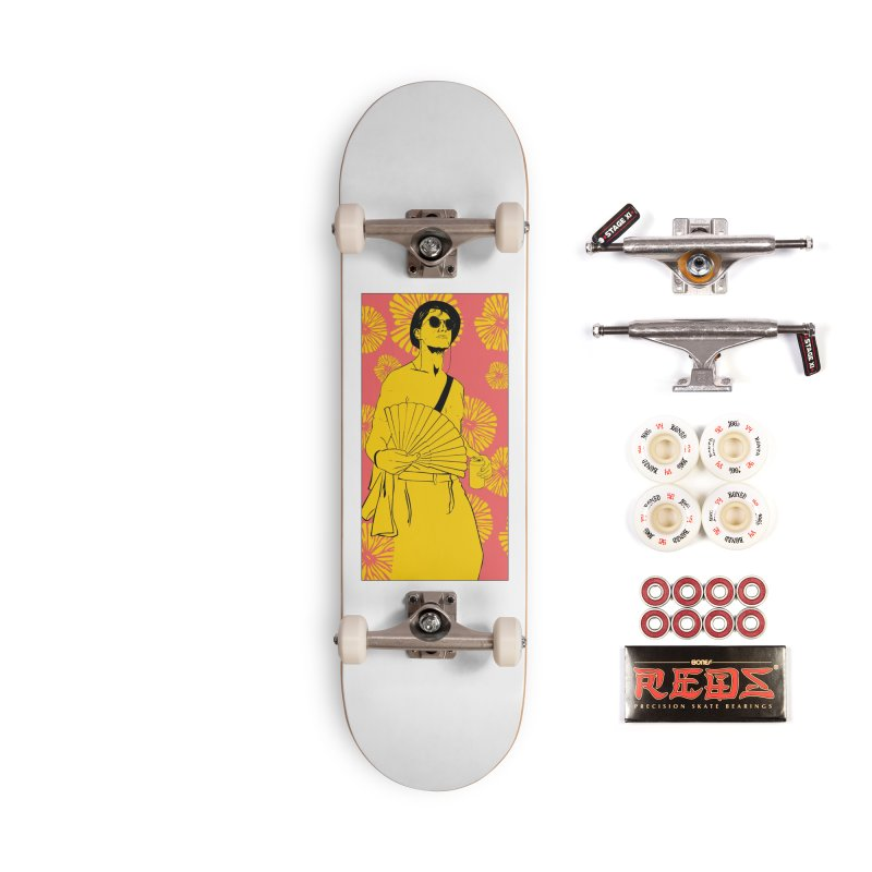 Party Josh Accessories Complete - Pro Skateboard by Boshik's Tshirt Shop