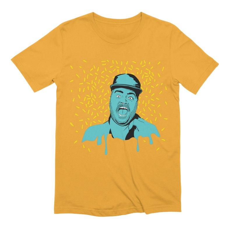 Madness Men's Extra Soft T-Shirt by Boshik's Tshirt Shop