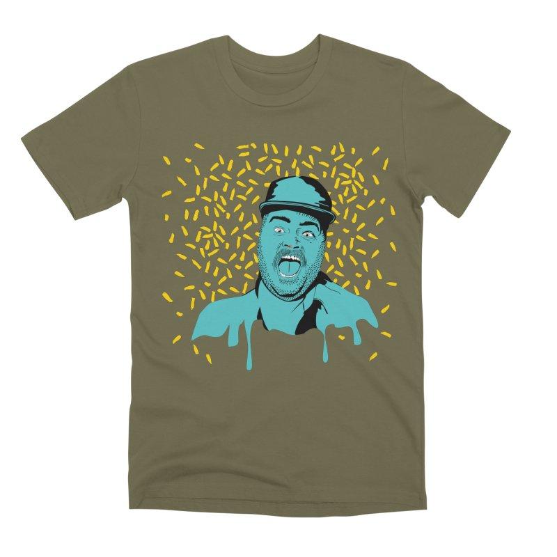 Madness Men's Premium T-Shirt by Boshik's Tshirt Shop