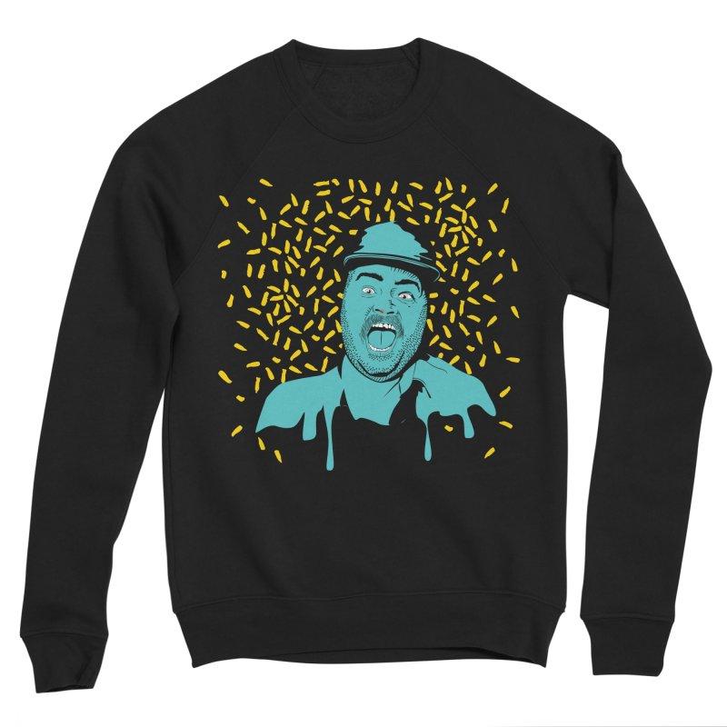 Madness Men's Sponge Fleece Sweatshirt by Boshik's Tshirt Shop