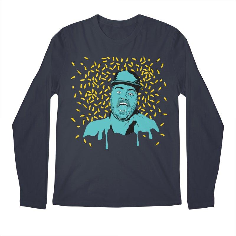 Madness Men's Regular Longsleeve T-Shirt by Boshik's Tshirt Shop