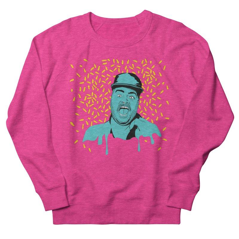 Madness Women's French Terry Sweatshirt by Boshik's Tshirt Shop