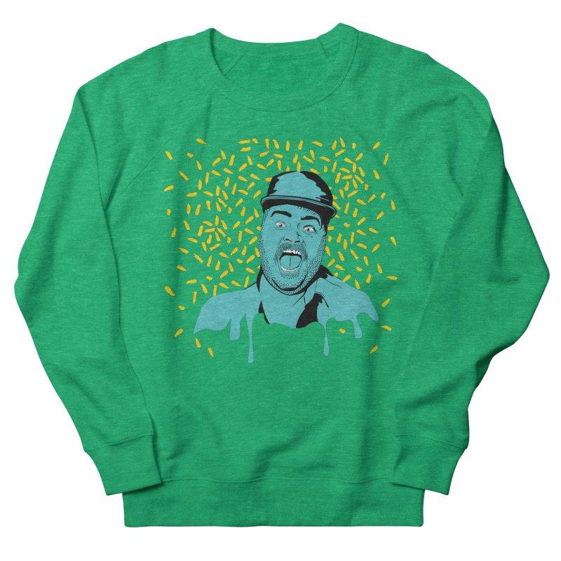 Madness Men's French Terry Sweatshirt by Boshik's Tshirt Shop