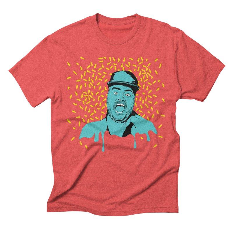 Madness Men's Triblend T-Shirt by Boshik's Tshirt Shop