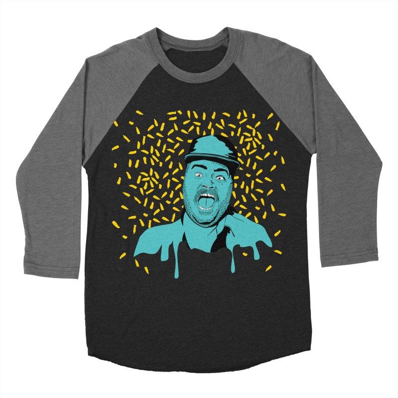 Madness Women's Baseball Triblend Longsleeve T-Shirt by Boshik's Tshirt Shop