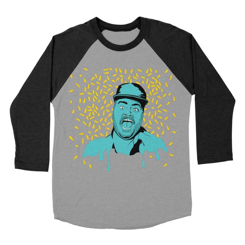 Madness Men's Baseball Triblend Longsleeve T-Shirt by Boshik's Tshirt Shop