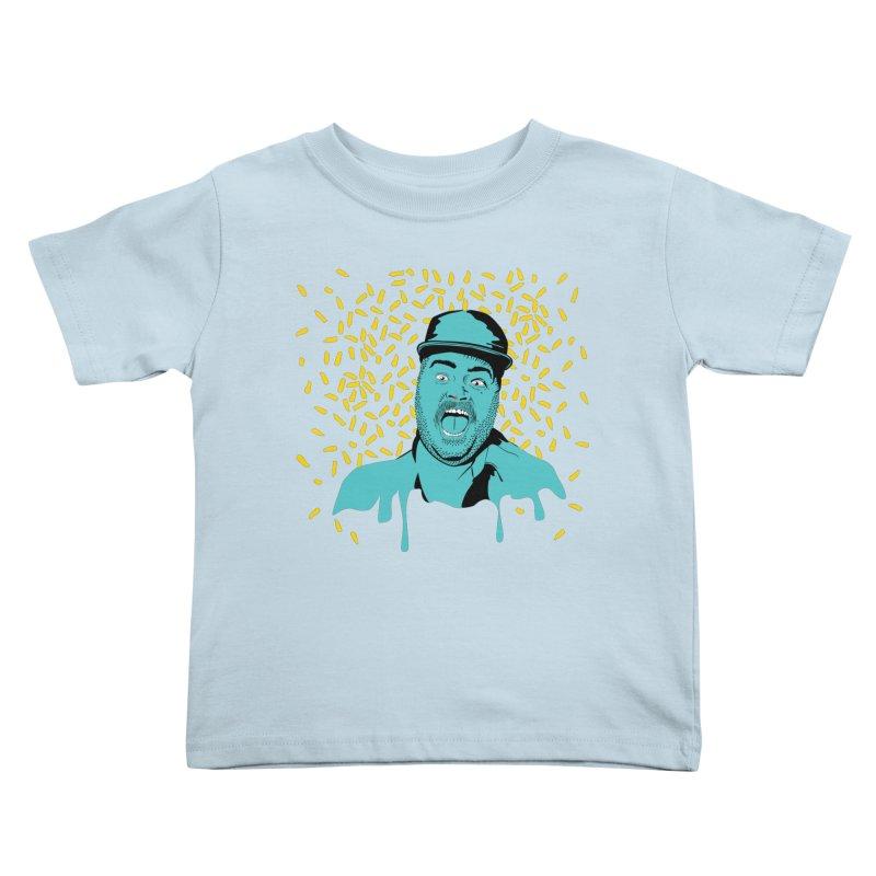 Madness Kids Toddler T-Shirt by Boshik's Tshirt Shop