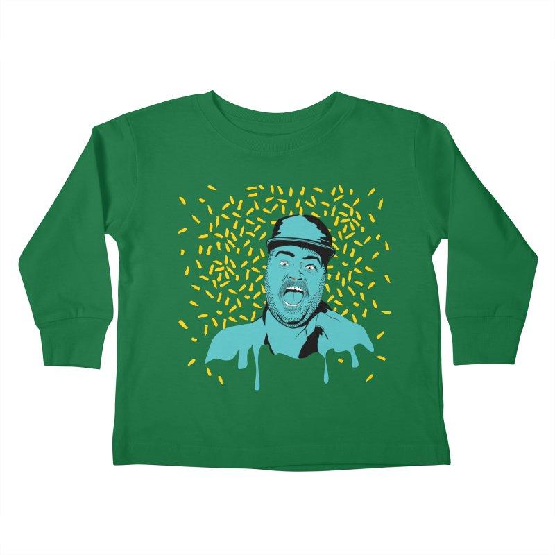 Madness Kids Toddler Longsleeve T-Shirt by Boshik's Tshirt Shop