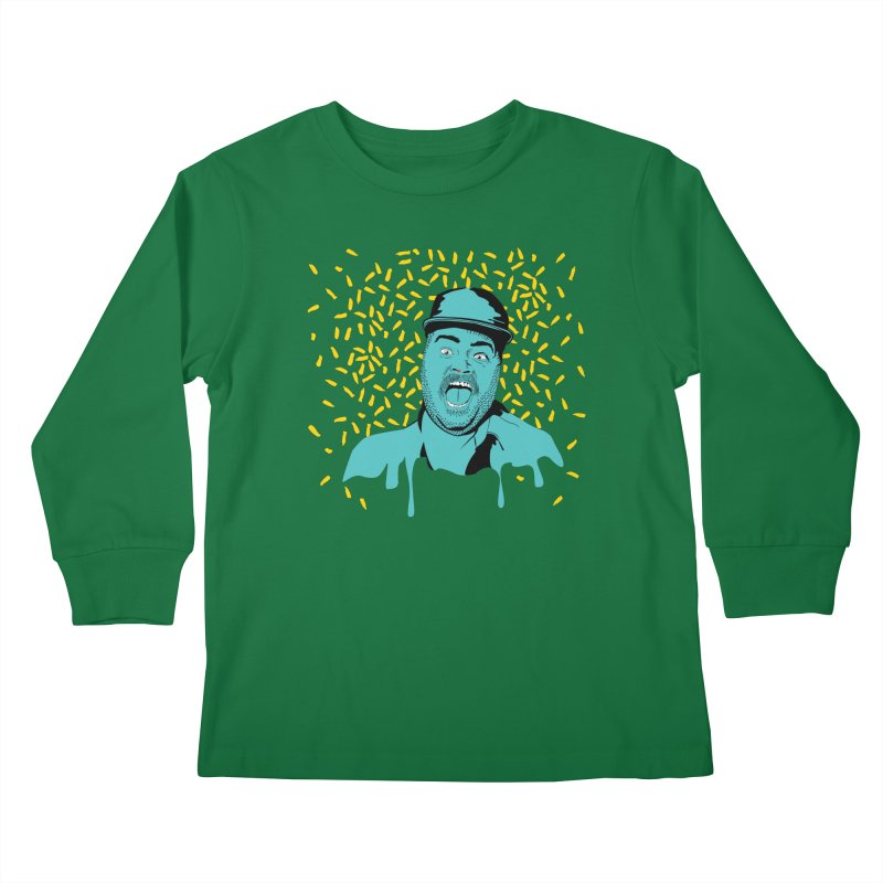 Madness Kids Longsleeve T-Shirt by Boshik's Tshirt Shop