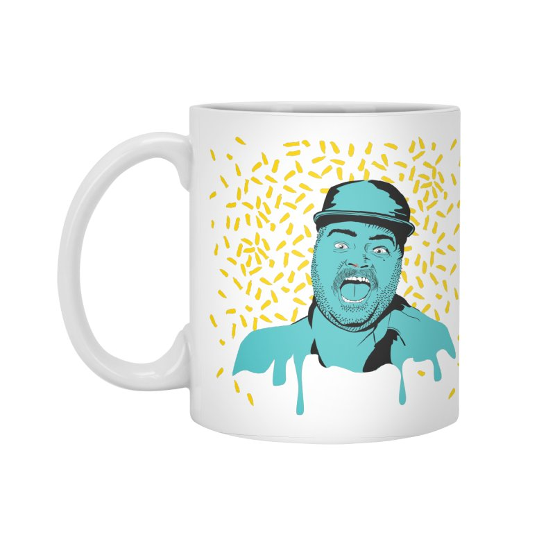 Madness Accessories Standard Mug by Boshik's Tshirt Shop