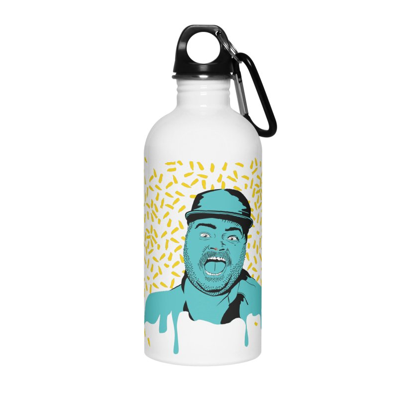 Madness Accessories Water Bottle by Boshik's Tshirt Shop