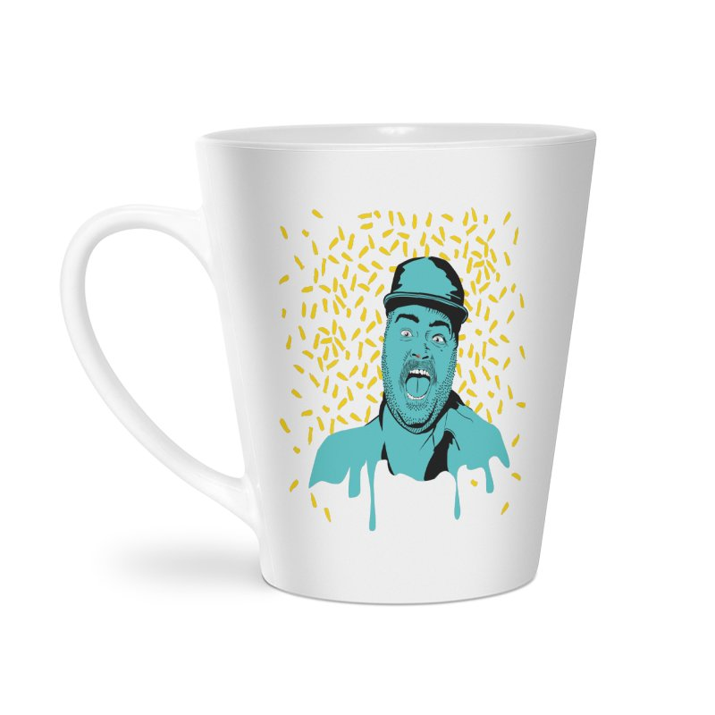Madness Accessories Latte Mug by Boshik's Tshirt Shop