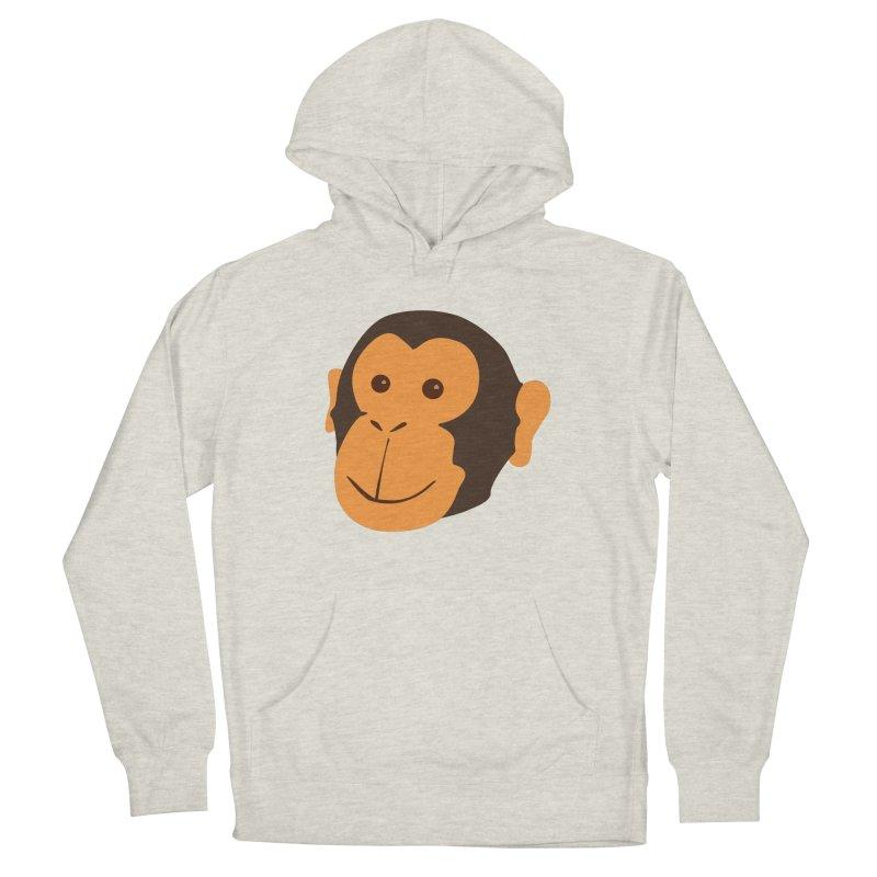 Happy Monkey Men's Pullover Hoody by Boshik's Tshirt Shop