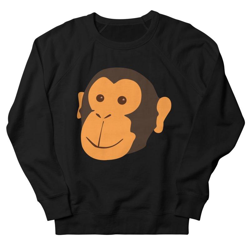 Happy Monkey Men's Sweatshirt by Boshik's Tshirt Shop