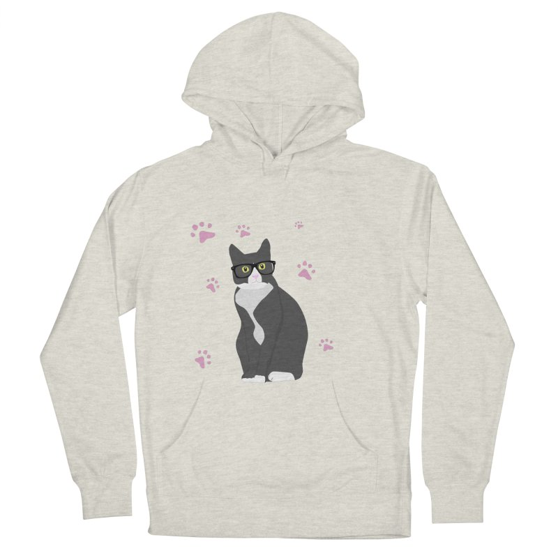 C is for Cat Men's Pullover Hoody by Boshik's Tshirt Shop