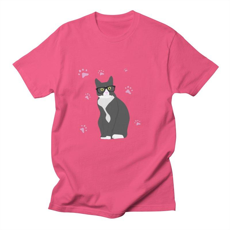 C is for Cat Women's Unisex T-Shirt by Boshik's Tshirt Shop