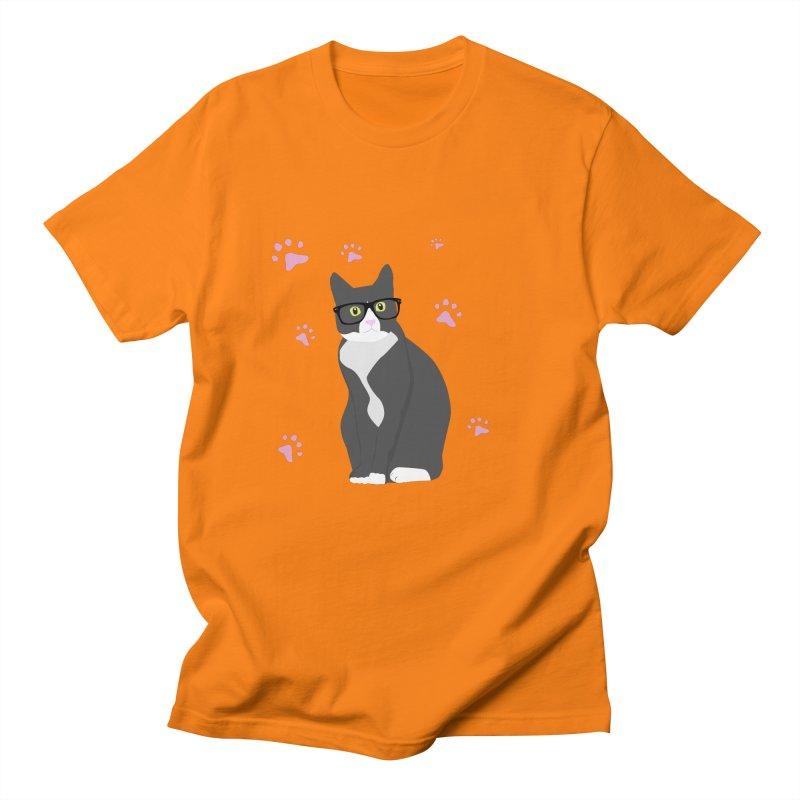 C is for Cat Men's T-Shirt by Boshik's Tshirt Shop