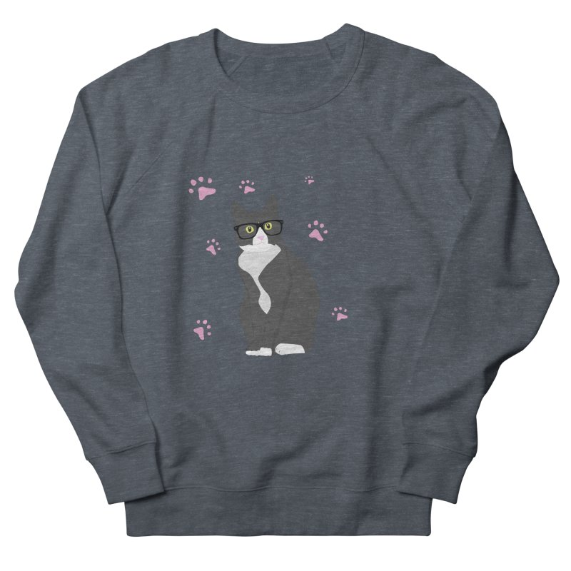 C is for Cat Men's Sweatshirt by Boshik's Tshirt Shop