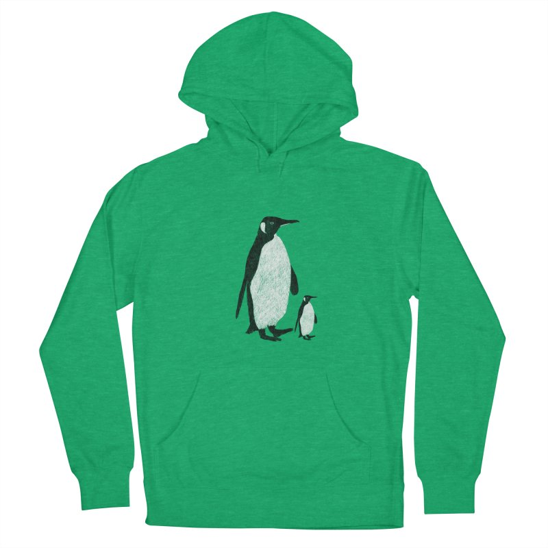 Penguins Women's Pullover Hoody by Boshik's Tshirt Shop