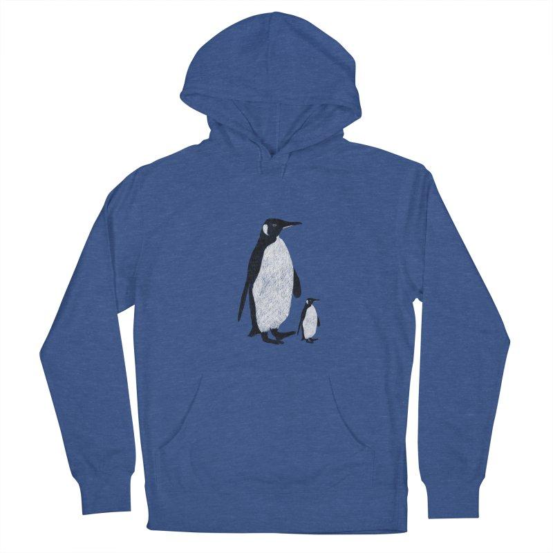 Penguins Women's Pullover Hoody by Boshik's Tshirt Shop