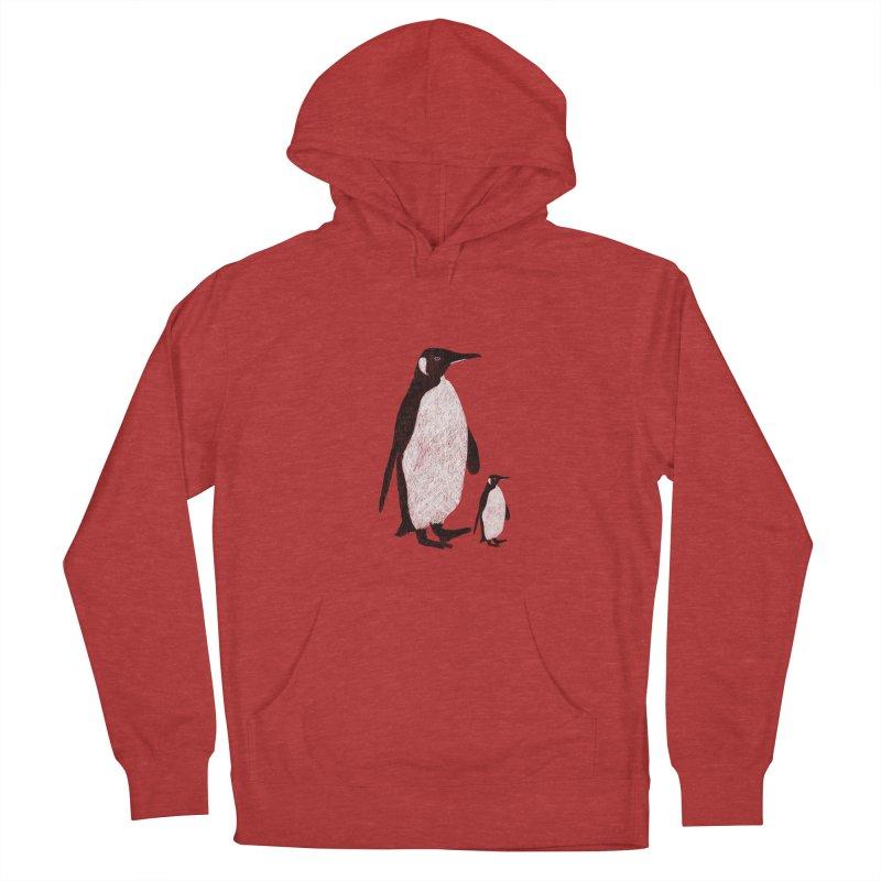 Penguins Men's Pullover Hoody by Boshik's Tshirt Shop