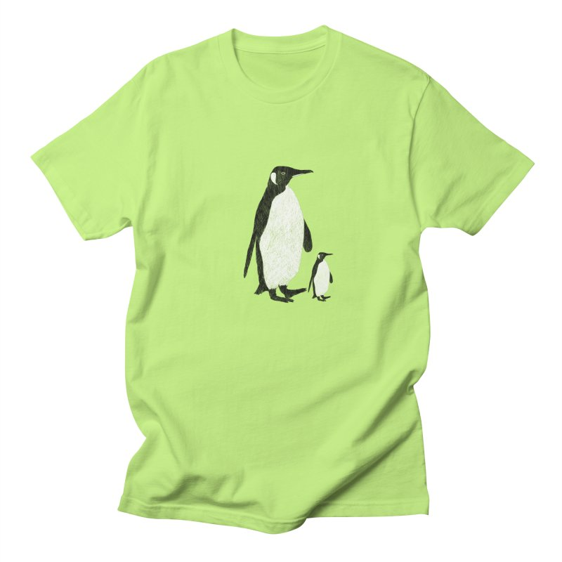 Penguins Men's T-Shirt by Boshik's Tshirt Shop