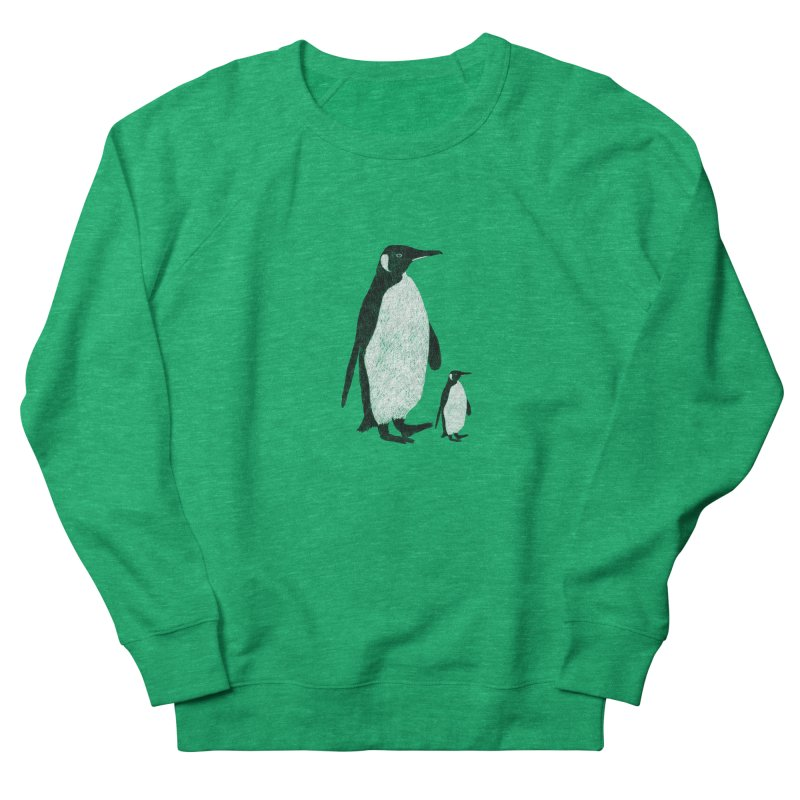 Penguins Men's Sweatshirt by Boshik's Tshirt Shop