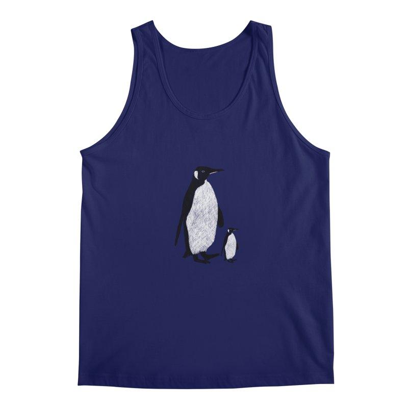 Penguins Men's Tank by Boshik's Tshirt Shop